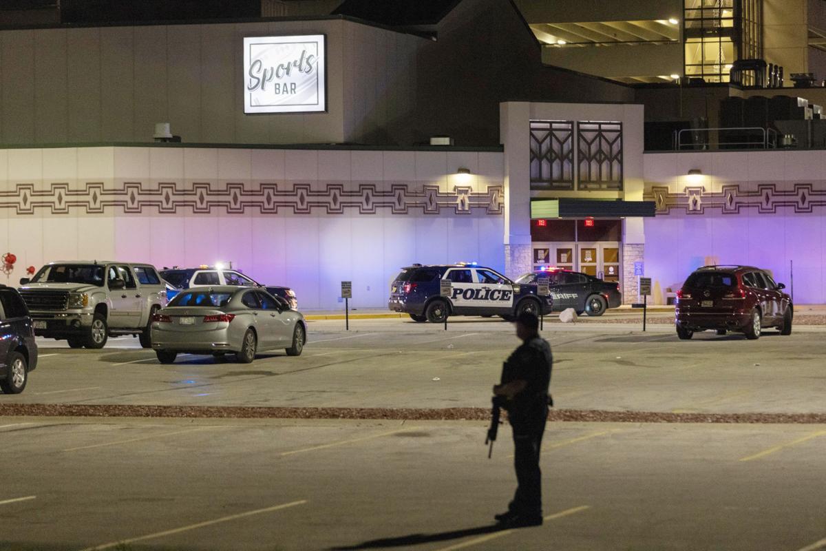 US Casino Shooting Wisconsin