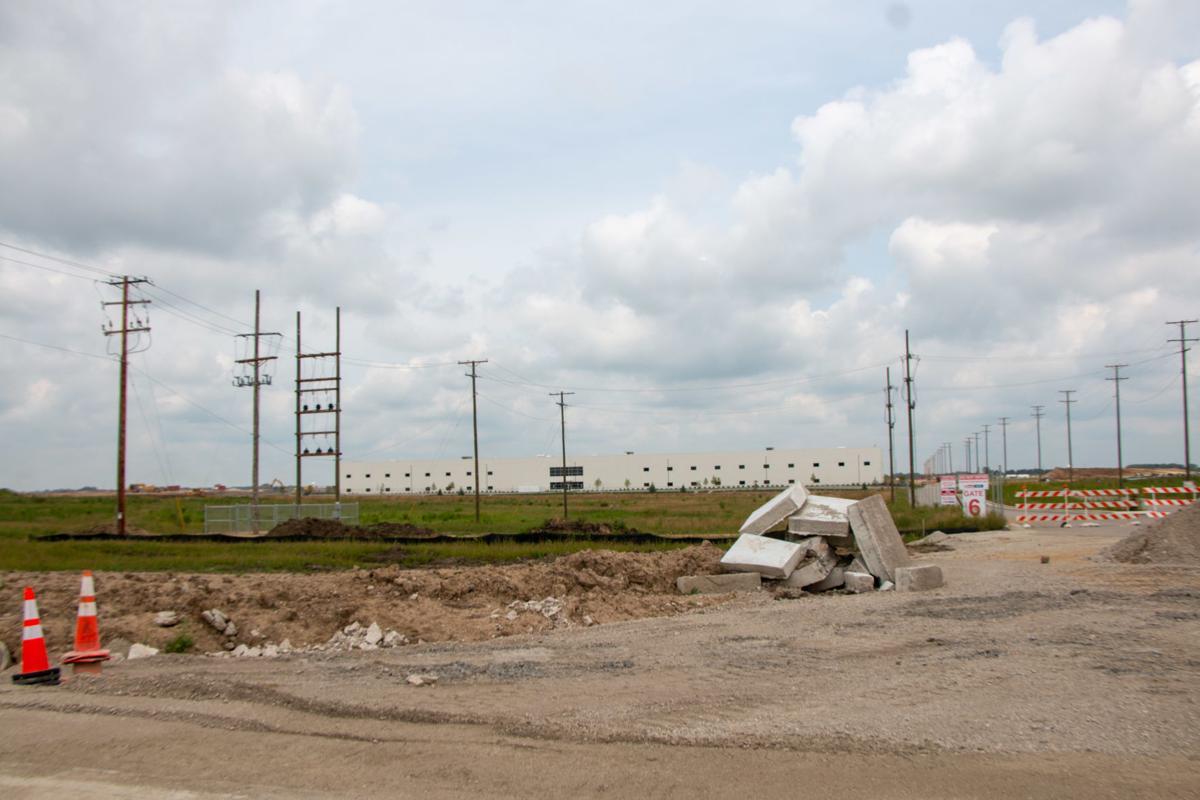 Foxconn construction