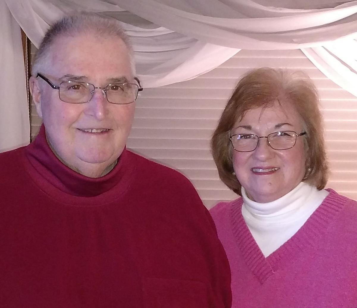 Mr. and Mrs. Carl Reiher