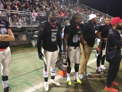 Jordan Payne Racine Raiders