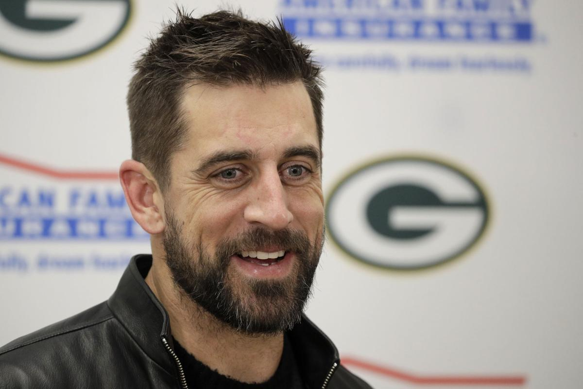 Aaron Rodgers h/s