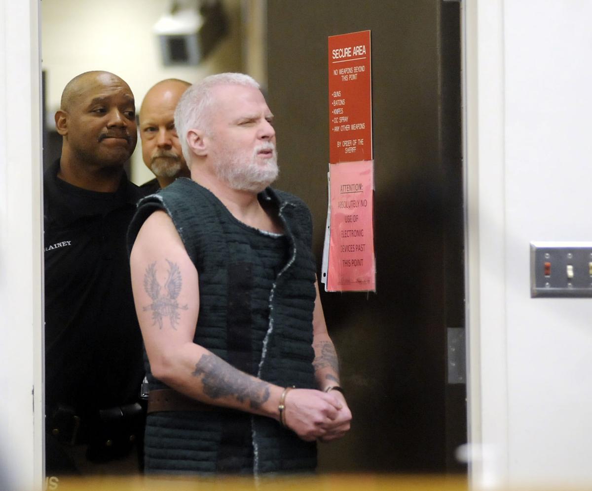 Harry Fumich sentencing