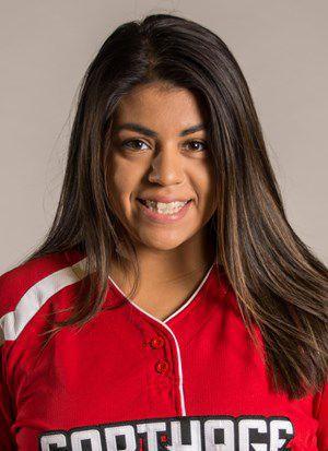 Naomi Alonzo, Carthage softball mug
