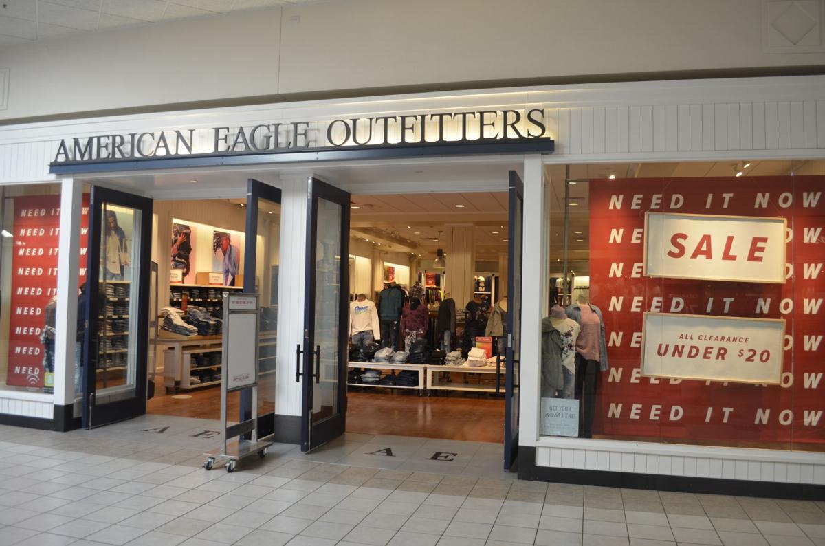 91371e57bca American Eagle closes Monday at Regency  mall face-lift begins ...