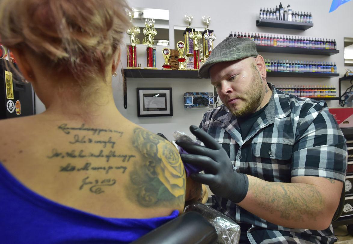 Best Tattoo Parlor: Private Stock Tattoo