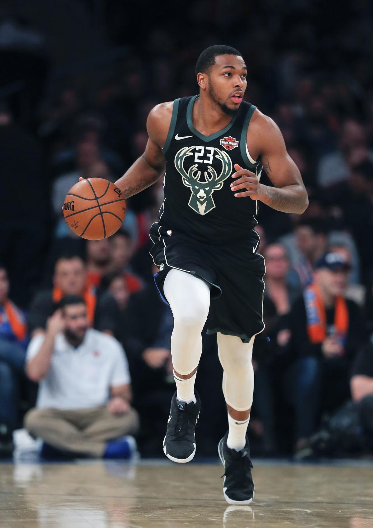 Bucks Brown One Year Later Basketball