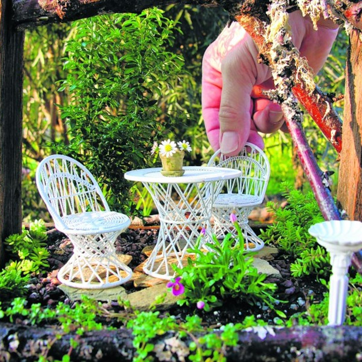 Wee Whimsy How To Create Your Very Own Fairy Garden Home And