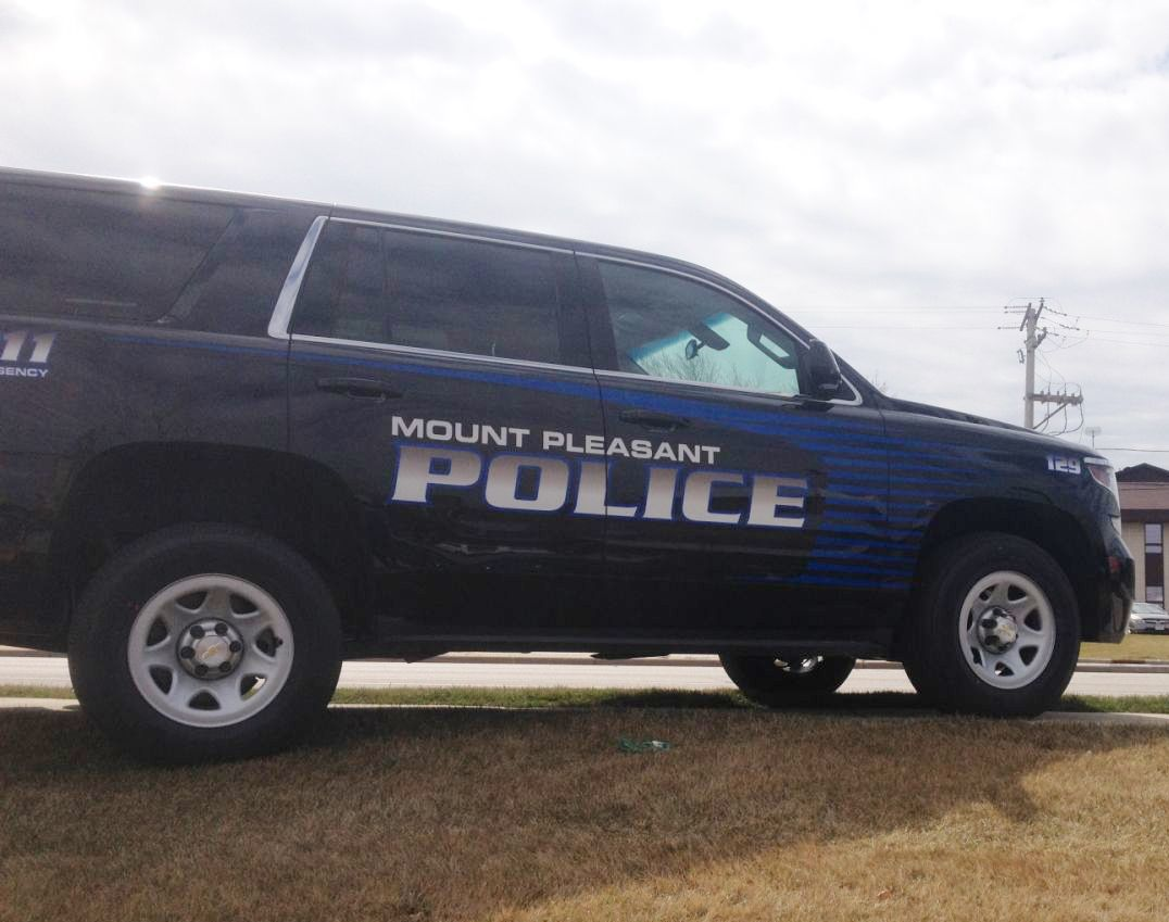 Mount Pleasant police news
