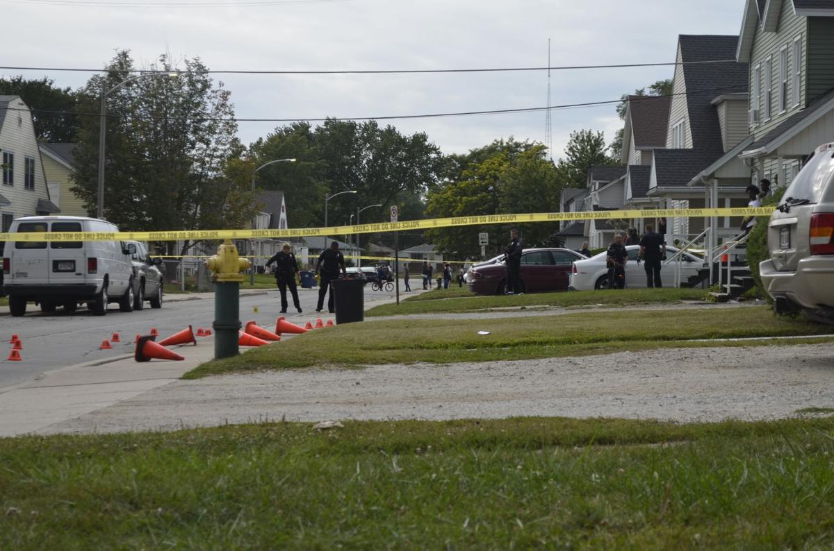Rubberville shooting