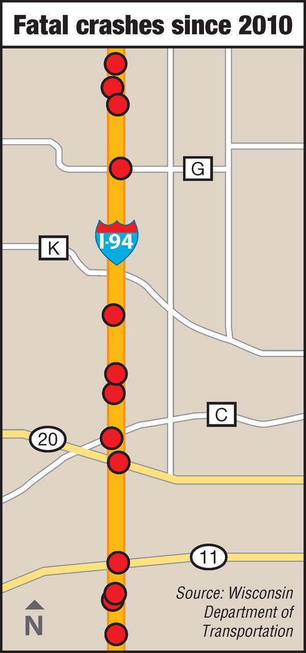 I-94 fatal crashes