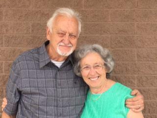Mr. and Mrs. Bill Hoff
