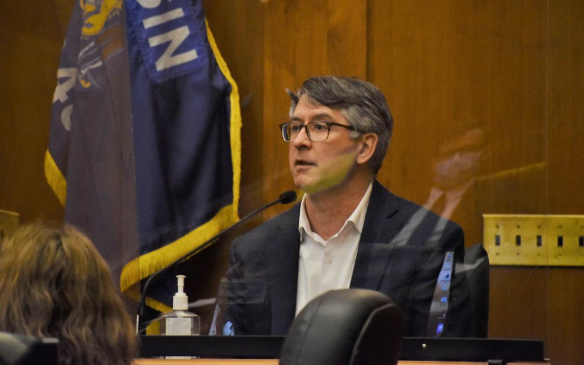 Dickert testifies
