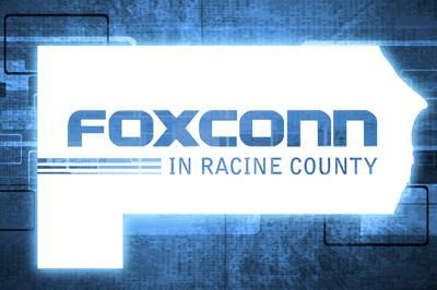 Foxconn in Racine County