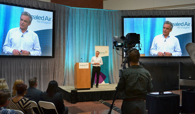 Sealed Air Town Hall