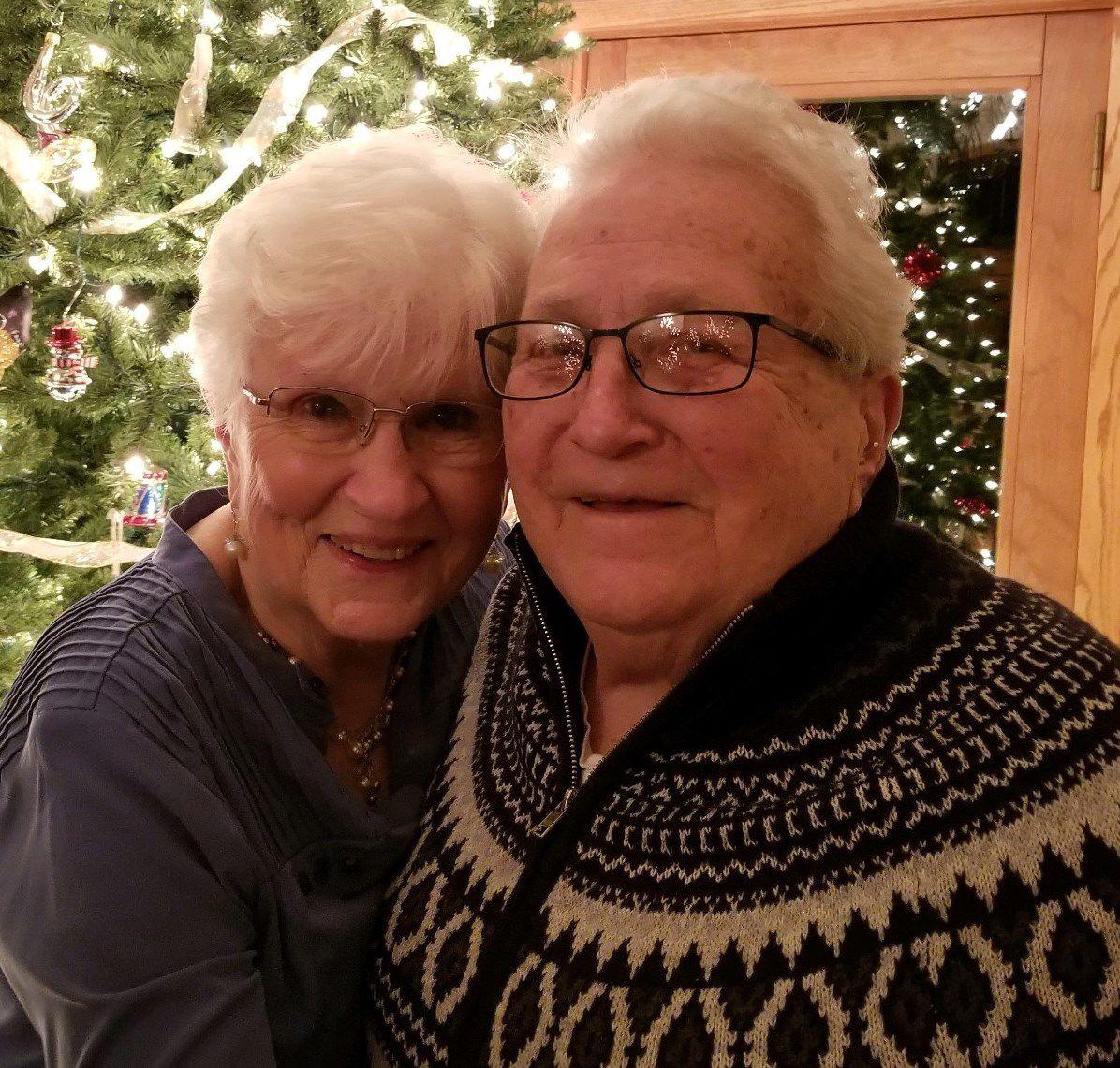 Mr. and Mrs. Phil Larson