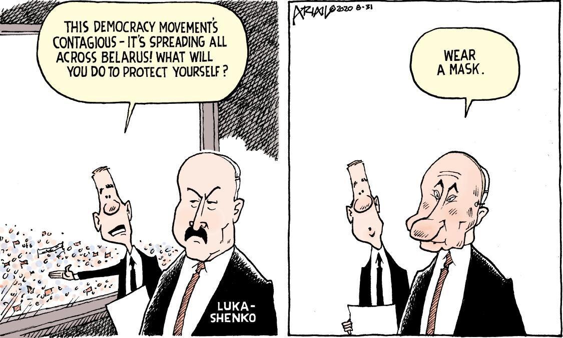 Sept 3 Editorial Cartoon Journaltimes Com