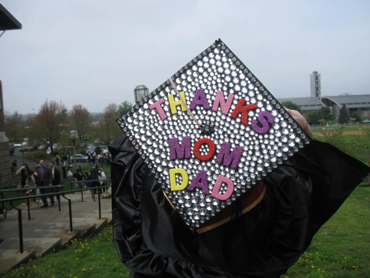 Want to stand out in cap and gown? Decorate that mortarboard | A+ ...