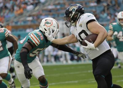 Jaguars Dolphins Football