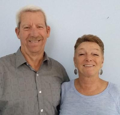Mr. and Mrs. Jeff McDorman