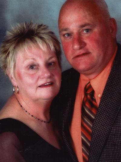Mr. and Mrs. John Welch