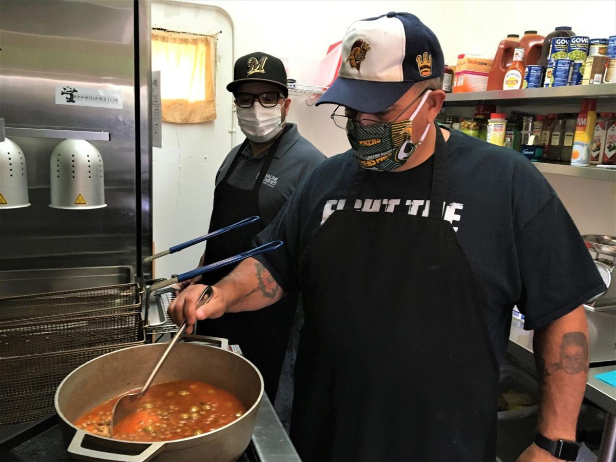 Gato's Restaurant - Brothers Jose and Art Felix