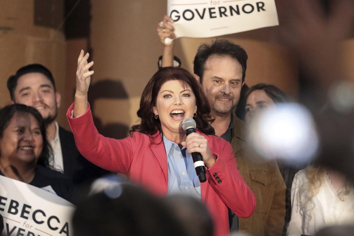 Rebecca Kleefisch, State Journal file photo
