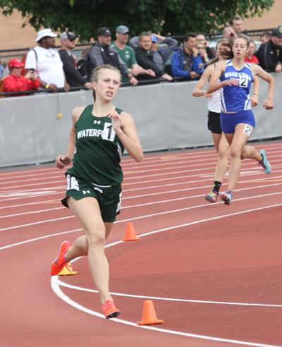 Haleigh Reindl action 800 at state