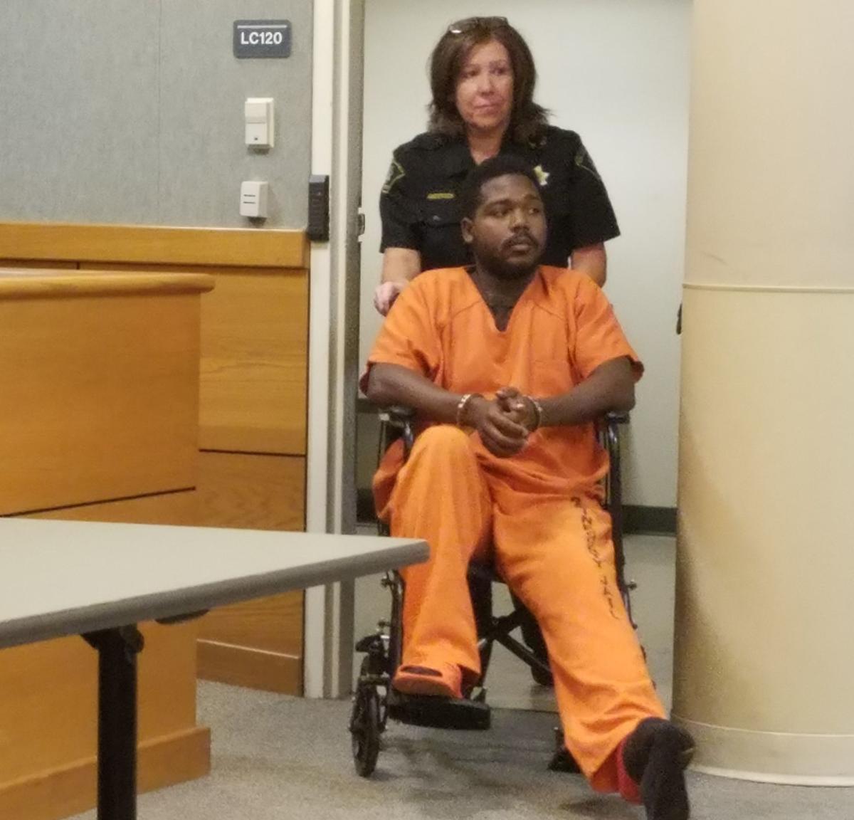 Cunningham court appearance