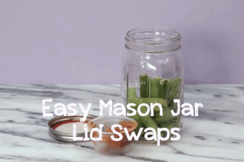 5 Ridiculously Clever Ways To Use Mason Jars