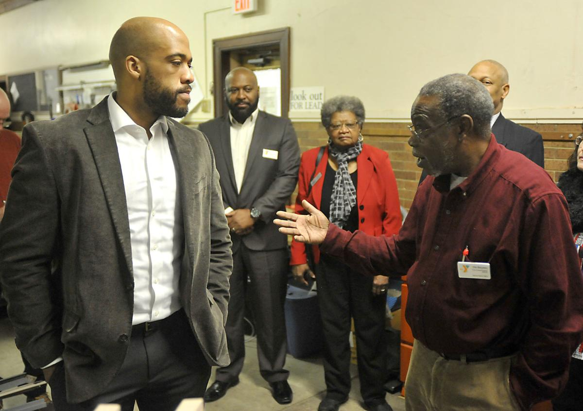 Lt. Gov. Mandela Barnes at First Choice