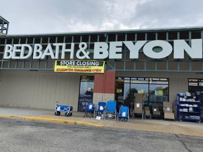 Racine Bed, Bath and Beyond closing