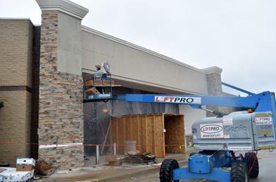 Regency Mall Entrance Upgrades