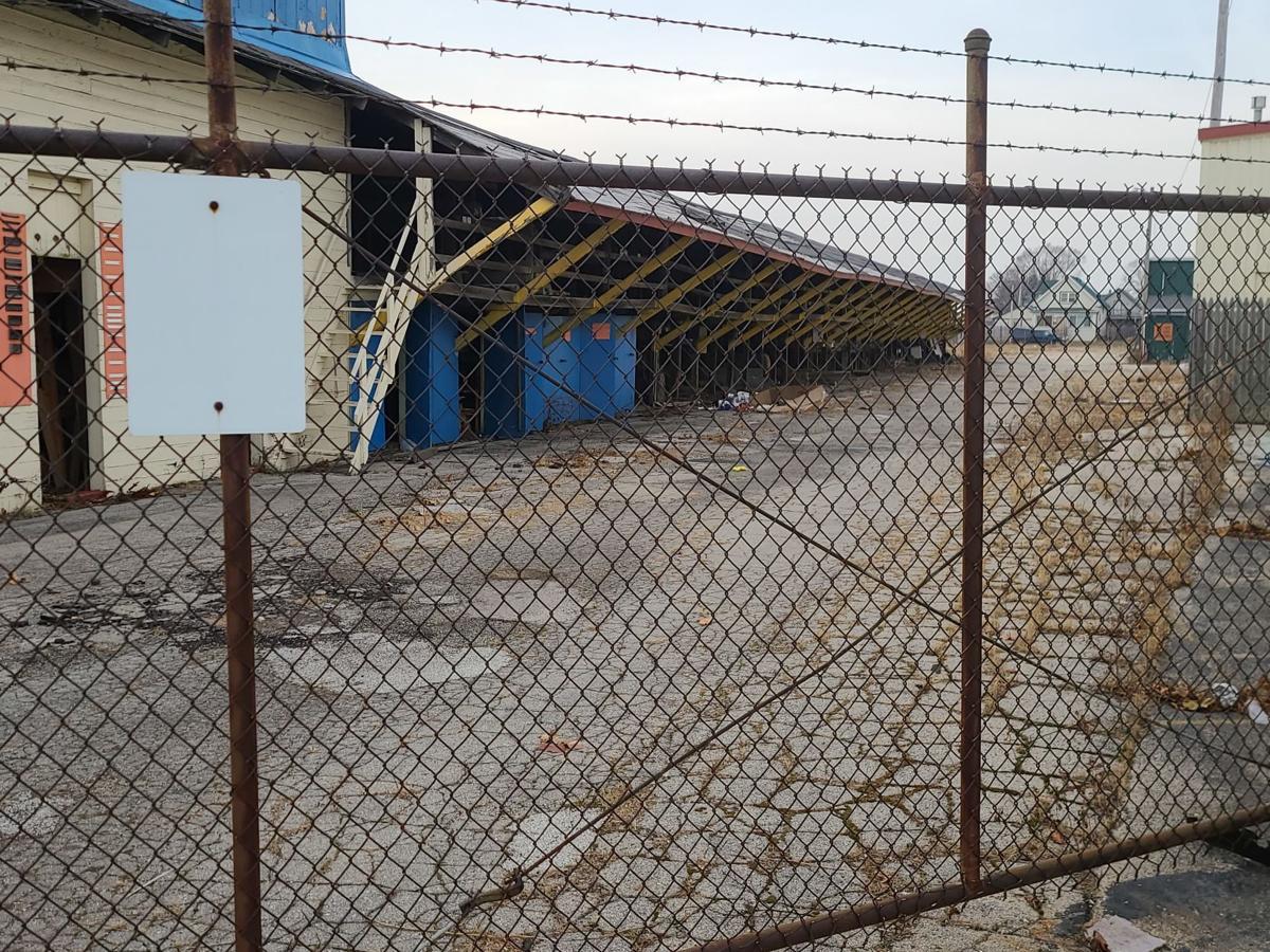 the old Brannum Lumber property