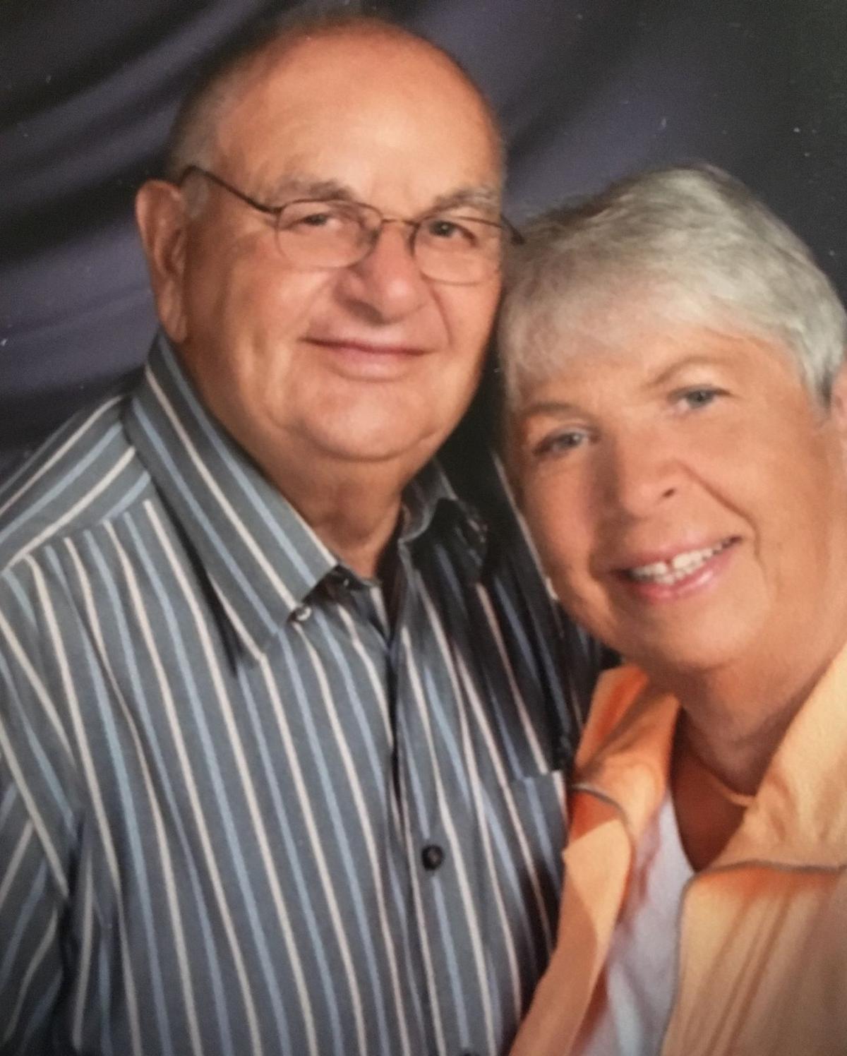 Mr. and Mrs. James Drascic