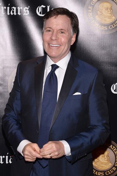 Bob Costas attends the Friar's Club Entertainment Icon Award at The Ziegfeld Ballroom in New York, NY, on November 12, 2018.