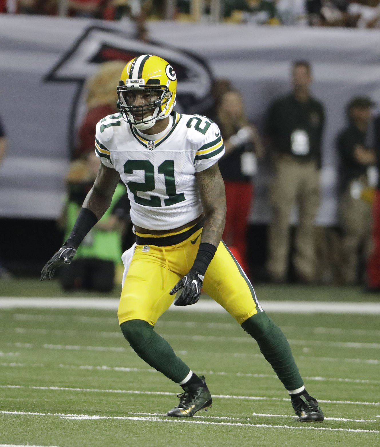 Former Alabama DB Ha Ha Clinton-Dix honors slain police officers