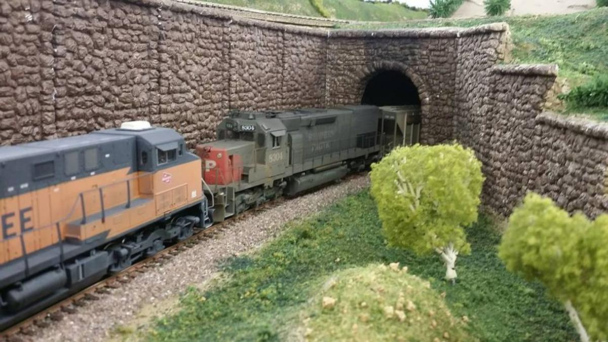 Railroad club plans open house | | journaltimes.com on train car house plans, railroad car home, passenger car house plans, freight car house plans,