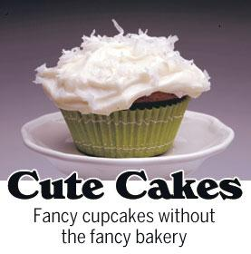 Cute Cakes Fancy Cupcakes Without The Bakery