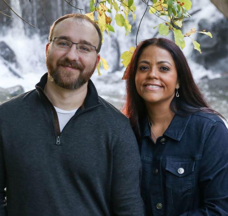 Jarod Petz and Jaclyn Desarden