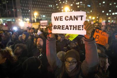 NYC Protests Photo Gallery