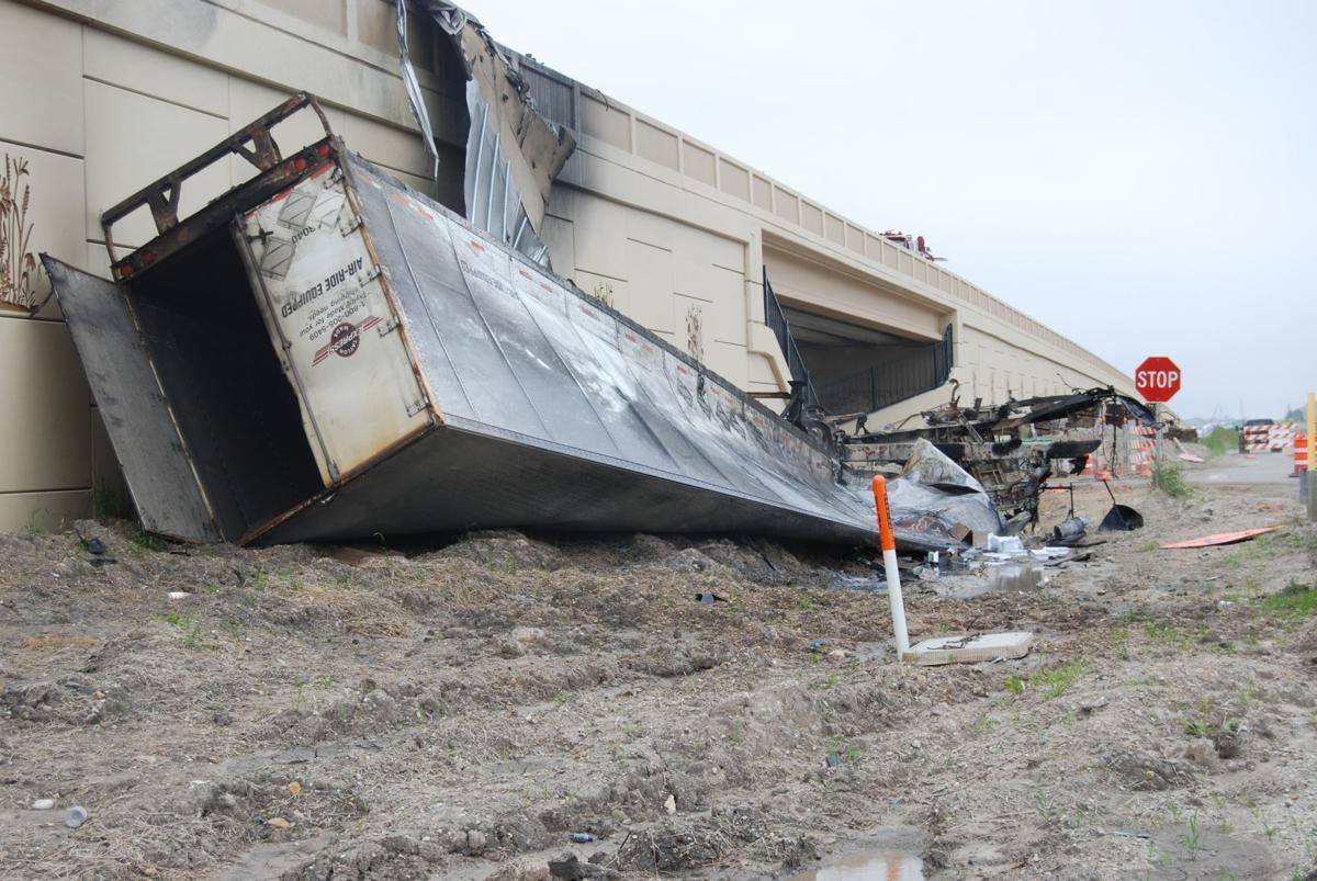 I-94 crash aftermath