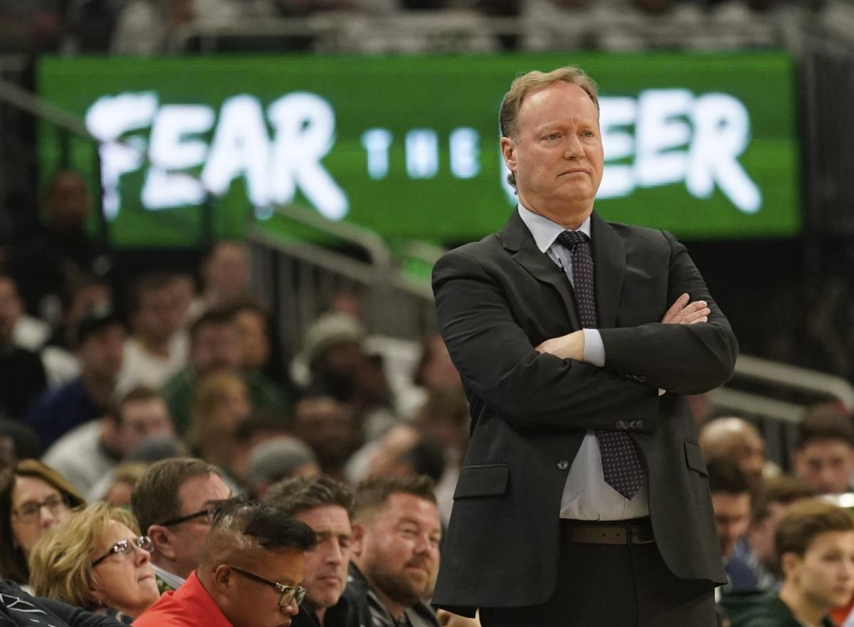 Celtics Bucks Basketball Budenholzer