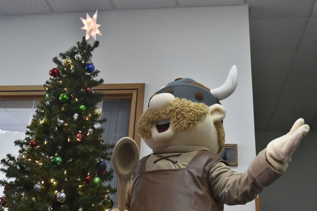 Kringles For Christmas.O H Announces New Eggnog Kringle For The Holiday Season