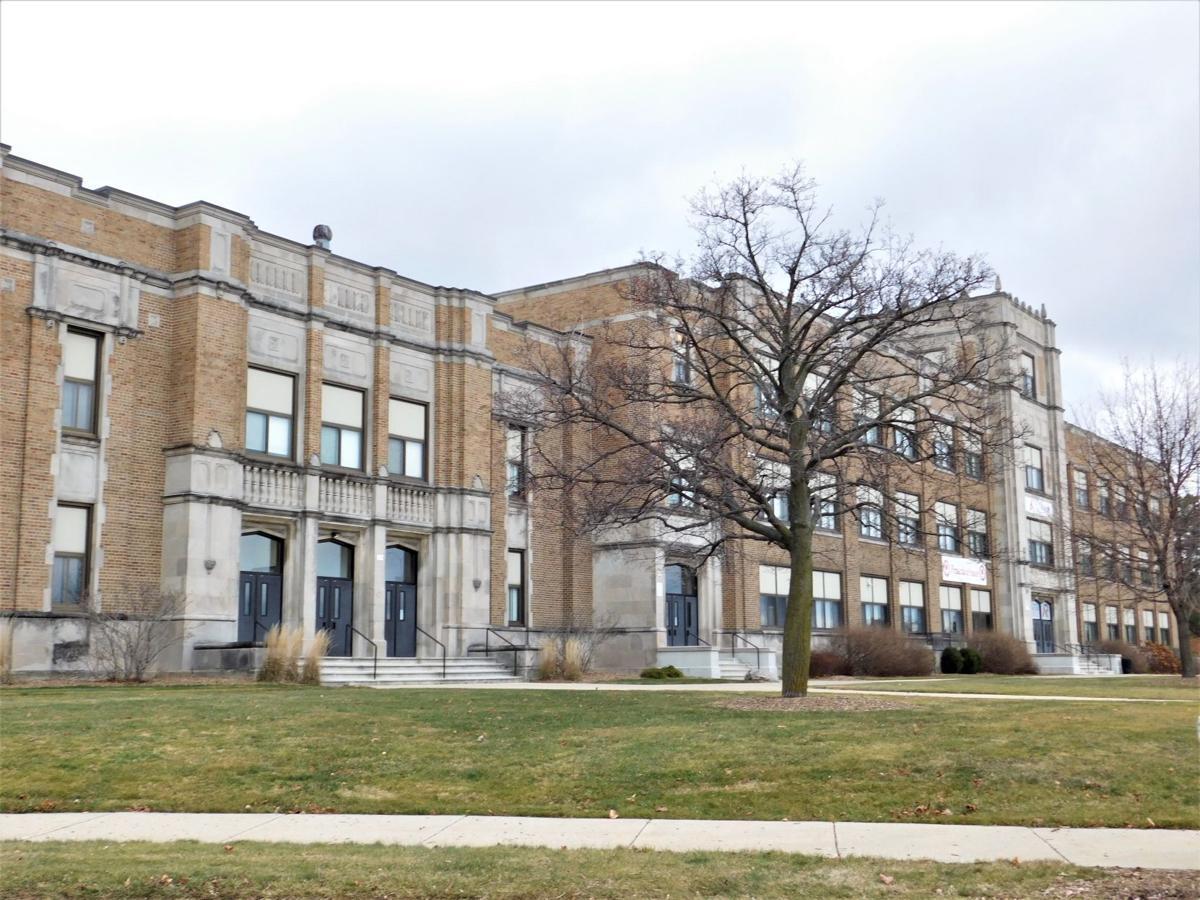 William Horlick High School, 2119 Rapids Dr., Racine