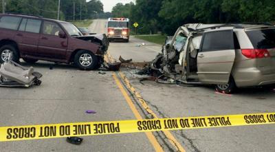 Four injured after Highway 38 crash | Local News