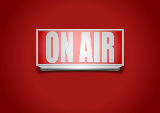 On the Air Logo