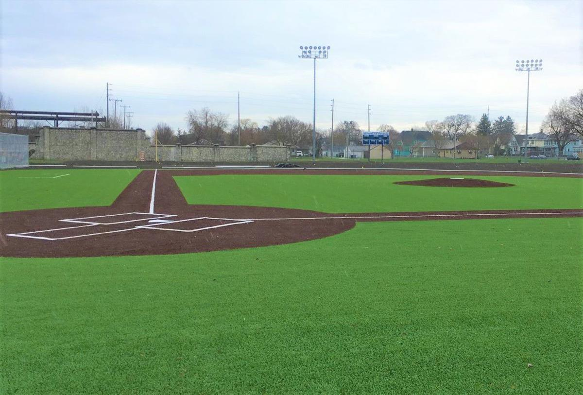 Horlick Field baseball