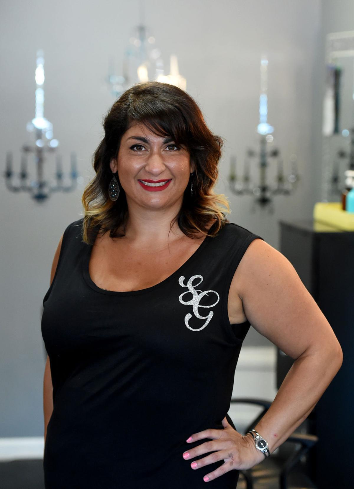 Best Stylist/Barber: Sophie Aslanidis