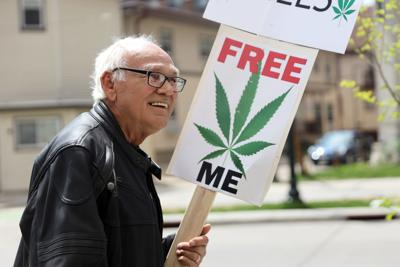 Lawmaker's 'lonely ship' filling up as support for legalizing cannabis grows