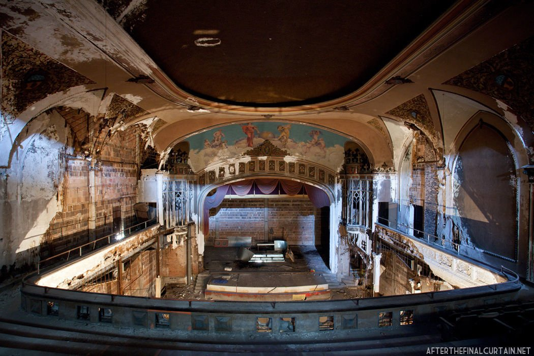 Uptown Theater interior